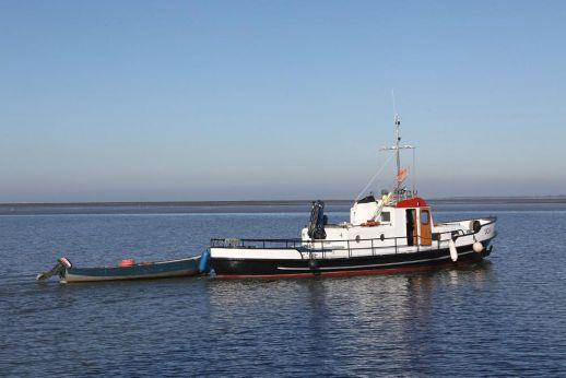 1965 Marine Sleepboot Motorschip