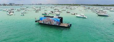 thumbnail photo 2: 2015 Custom Trimaran Barge