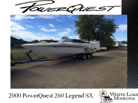 2000 Powerquest 260 Legend SX