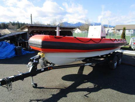 1993 Us Marine Diesel RIB