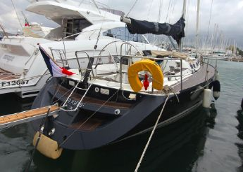 1995 X-Yachts 442