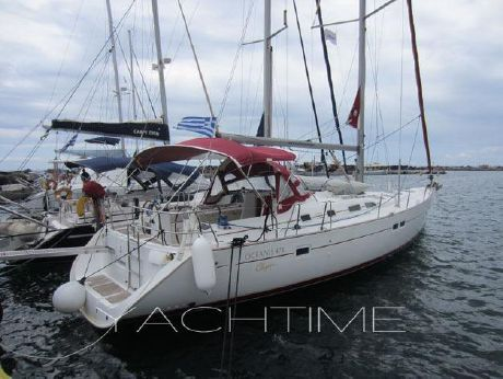 2003 Beneteau Oceanis 473 Owners Version