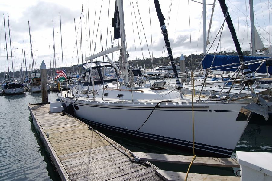 Hylas 46 Sailboat for sale in San Diego CA