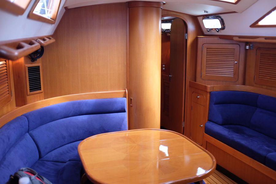 Hylas 46 Sailboat Salon