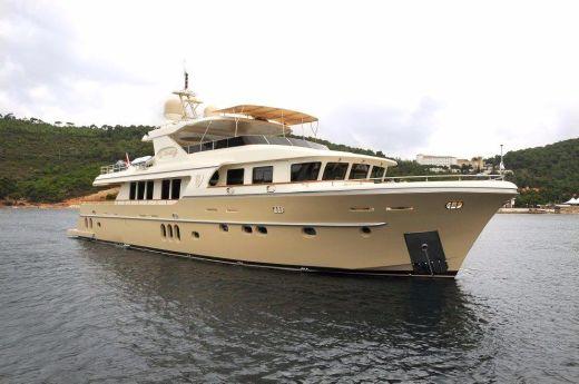 2010 Custom Ses Yachts 28m Motoryacht