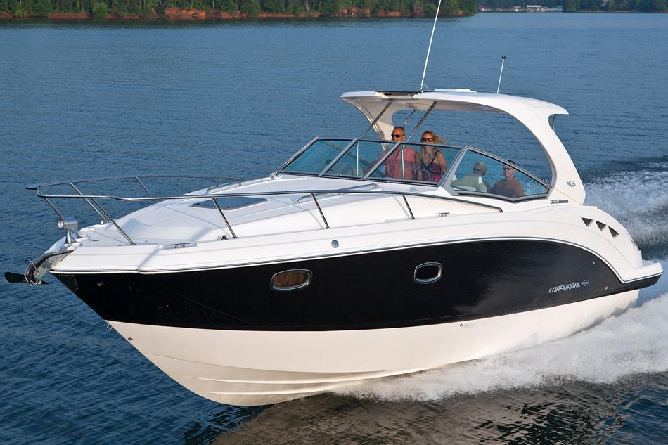 2017 Chaparral 330 Signature Power Boat For Sale Www Yachtworld Com