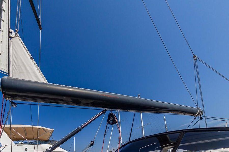 Alliaura Feeling 55 Mast Boom Sail