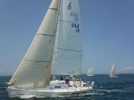 1992 J Boats J/105