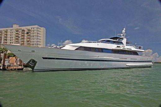 1985 Royal Huisman Pilot House Motor Yacht