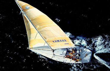 1993 Cookson Volvo Ocean 60 Race Yacht