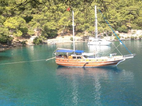 2005 Custom Line Ketch