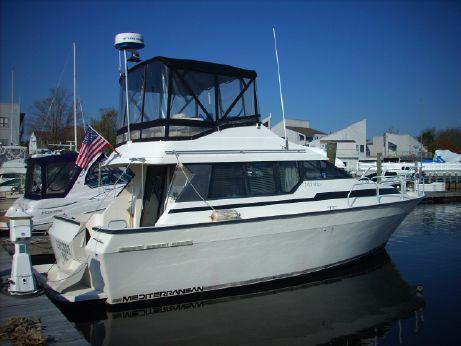 1990 Mainship 35 Convertible