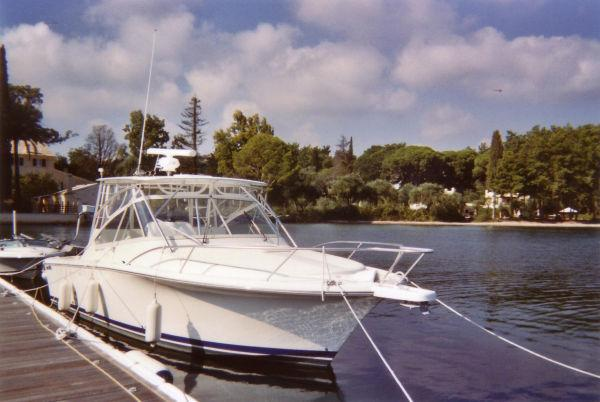 28 Open Kitchen Dining Living Room Ideas 17 Open Concept: 2007 Luhrs 28 Hardtop Power Boat For Sale