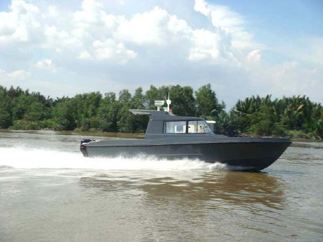 2010 Hurricane Patrol Boat 10.5 M