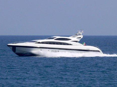 2003 Overmarine Mangusta 105