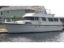 1984 Hatteras 61 Motor Yacht