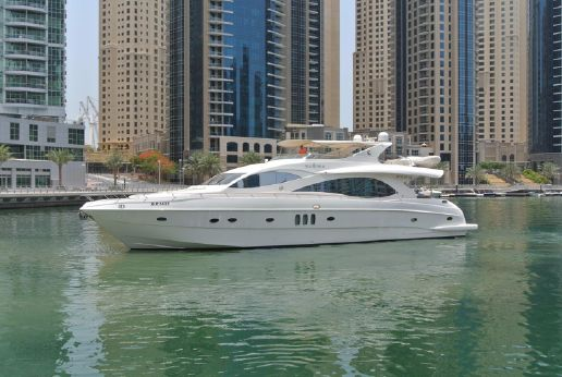 2010 Gulf Craft Majesty 88