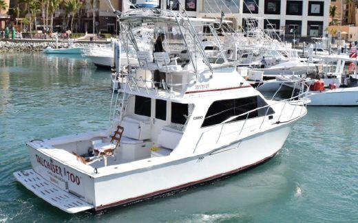 1999 Cabo Yachts 35 Flybridge Sportfisher
