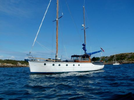 1947 Traditional Norman Dallimore Ketch
