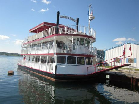 1982 Ontario Houseboat Cruises Inc. Riverboat