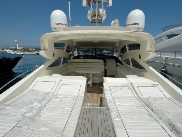 2007 Sarnico 60 Power Boat For Sale  wwwyachtworldcom