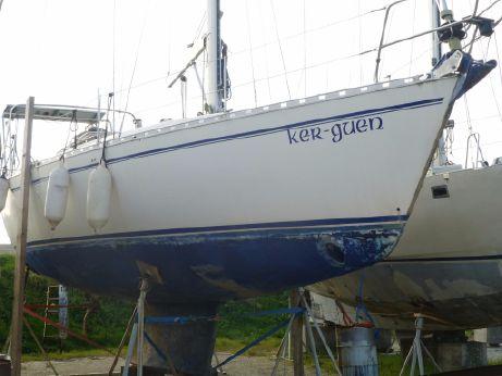 1991 Gib'sea 42 Master