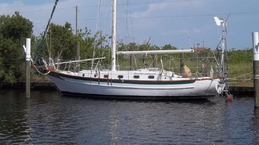1979 Cabo Rico 38 Cutter
