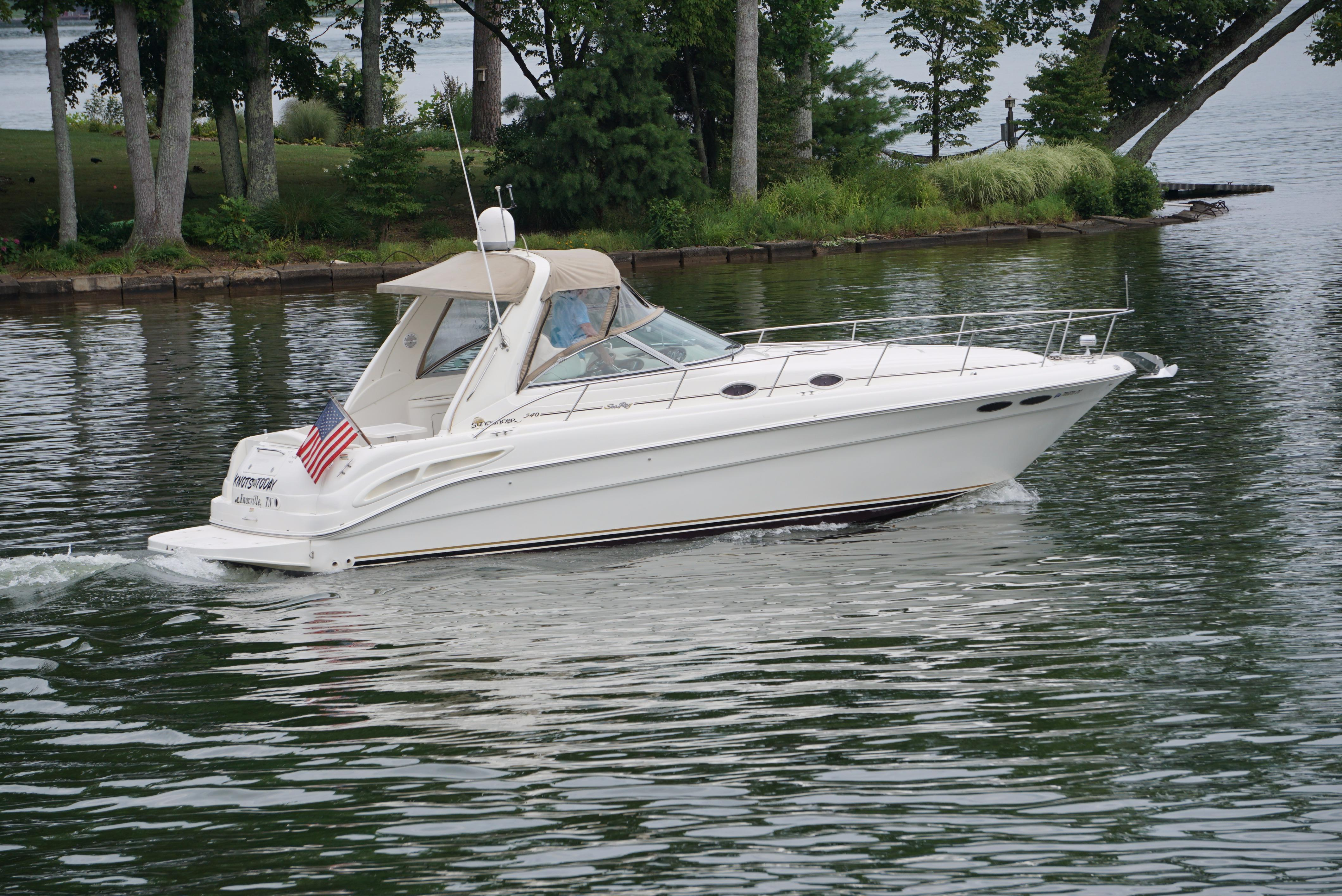 Loudon (TN) United States  city photo : 2000 Sea Ray 340 Sundancer Power Boat For Sale www.yachtworld.com