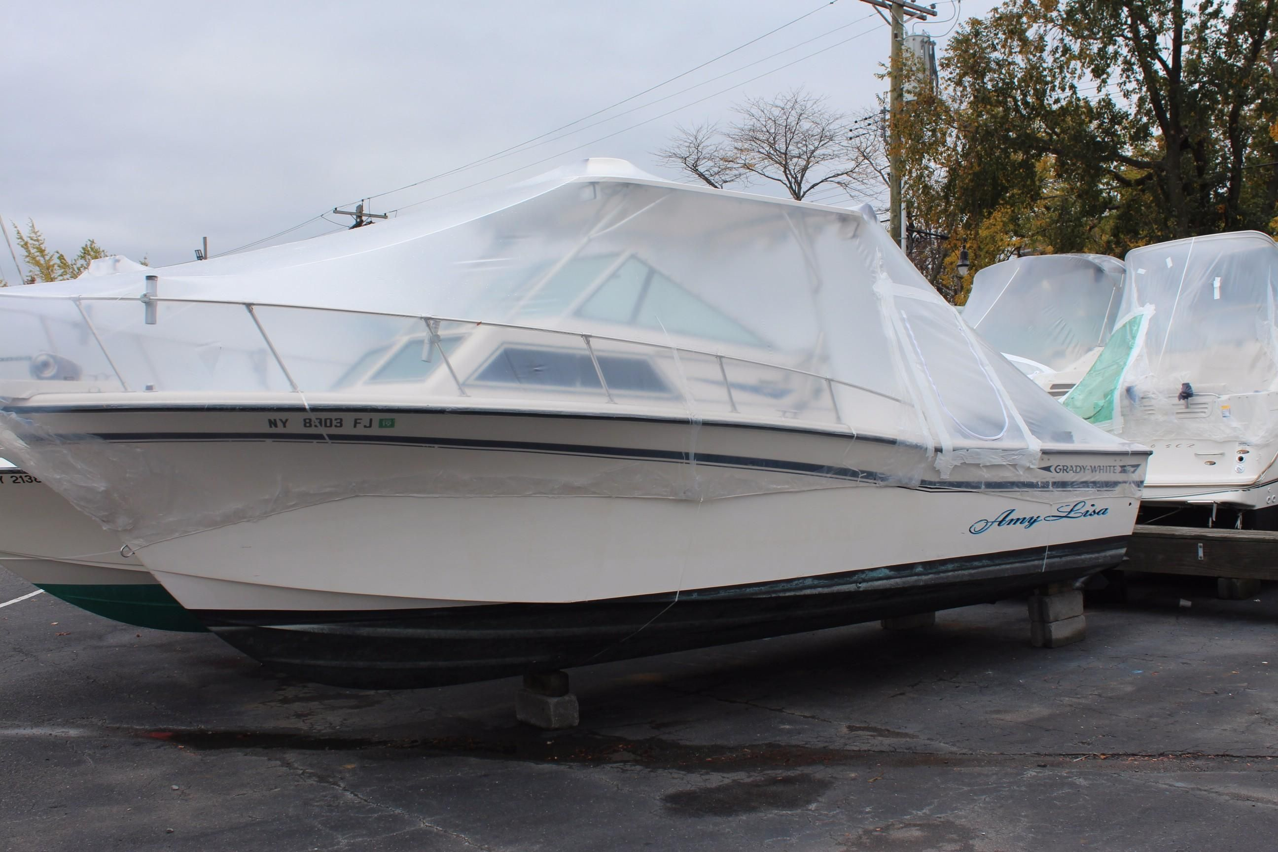 1988 grady white sport fish power boat for sale www for City island fishing boats