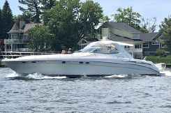 1998 Sea Ray 540 Sundancer