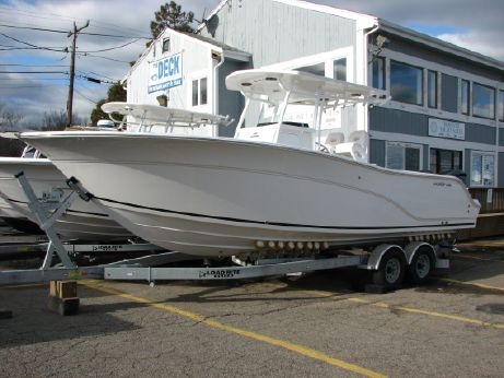 2014 Sea Fox 286 Commander
