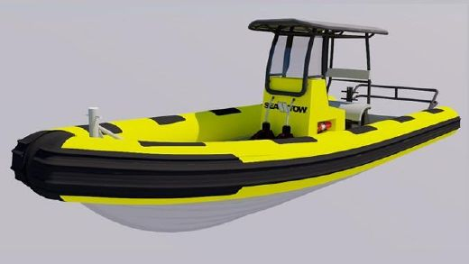 2016 Fluid Watercraft TR762