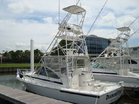 1996 Blackfin 33 Combi Express Fisherman