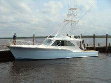 2020 Jersey Cape 47 Custom Hardtop