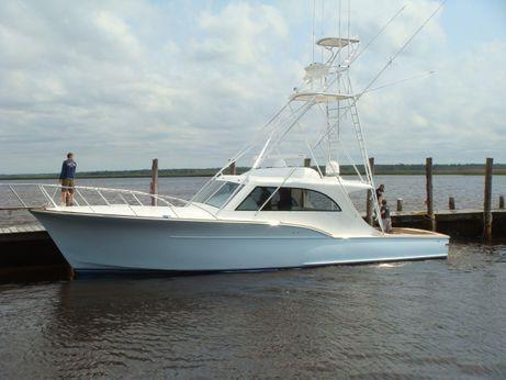 2016 Jersey Cape 47 Custom
