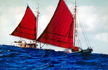 thumbnail photo 1: 1932 Gaff Rigged Motor Sailor
