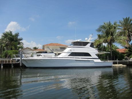 1997 Bertram Enclosed Flybridge