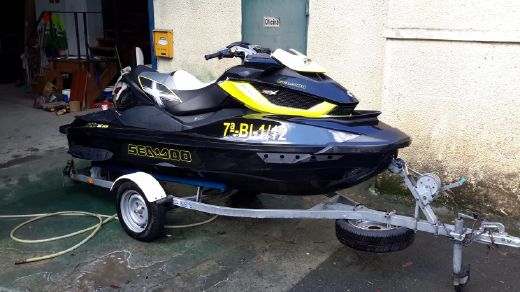 2012 Bombardier Sea Doo RXT AS 260 RS