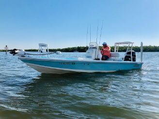 2016 Hewes Redfisher - 18'