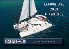 2019 Lagoon 380