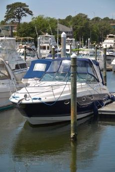 2008 Monterey 330 Sport Yacht LOW HOURS!