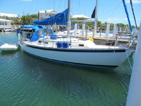 1977 Endeavour 32 Centerboard