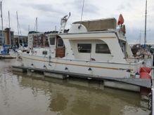 1987 Colvic Beta 38 Trawler Yacht