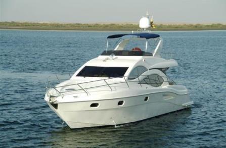 2008 Majesty Yachts Majesty 44