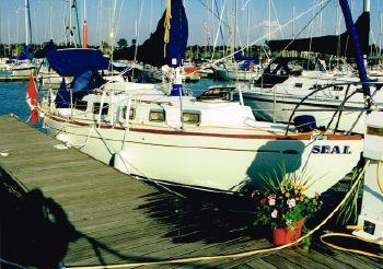 1978 Alberg 29