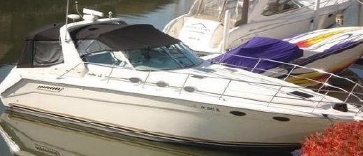 1995 Sea Ray 370 Express Cruiser