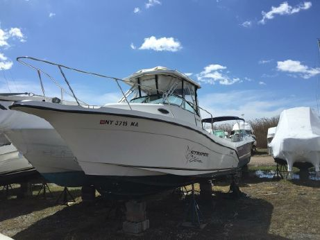 2004 Striper 2601 Walkaround