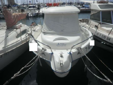 2004 Quicksilver 580 Pilothouse