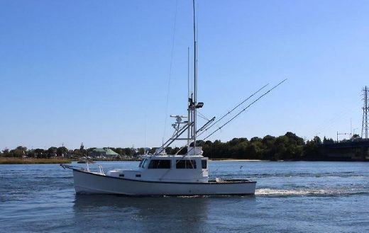 2000 H & H Marine Osmond 38