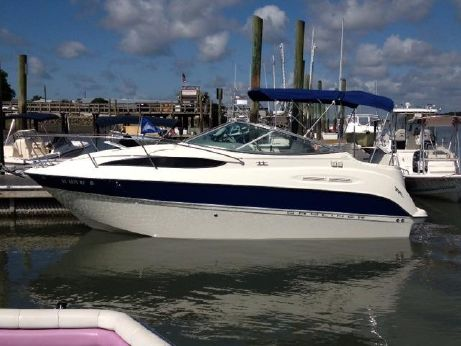 2007 Bayliner 245 SB Cruiser